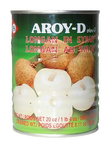 Longan in syrup 565 g Aroy-D