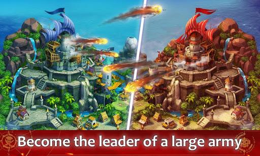 Pirate Sails: Tempest War 1.0.3 screenshots 2