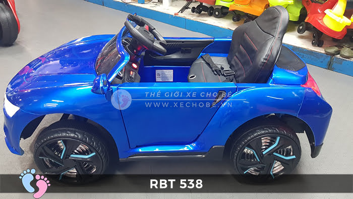 Xe ô tô điện cho bé RBT-538 6
