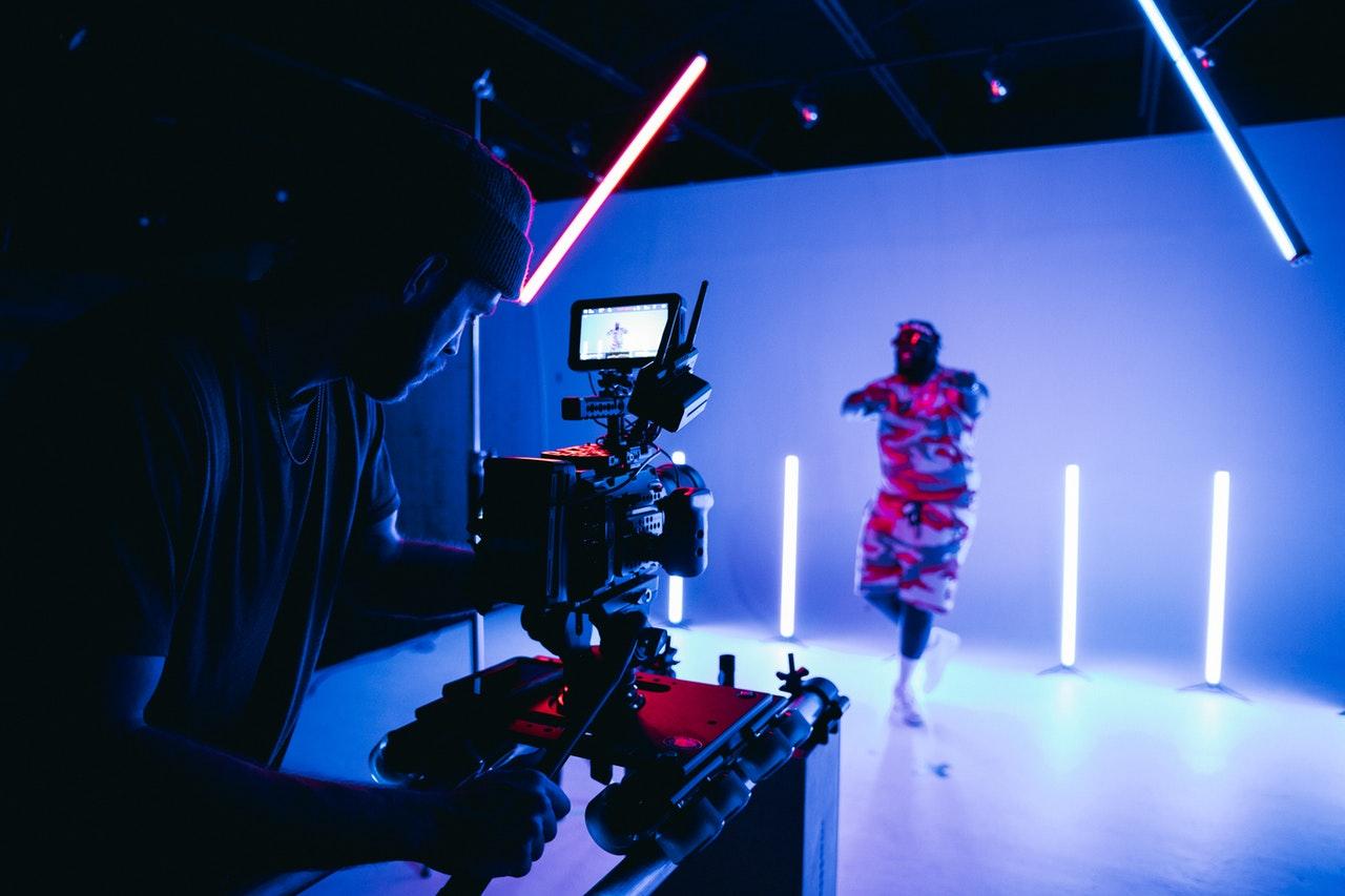 creating music videos