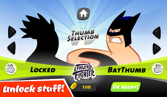Thumb Fighter screenshot 16