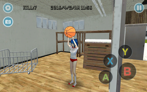 玩免費模擬APP|下載High School Simulator GirlA app不用錢|硬是要APP