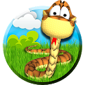 Snake 3D icon