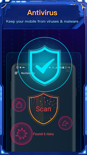 Nox Security - Antivirus, Clean Virus, Booster 1.1.7 screenshots 2