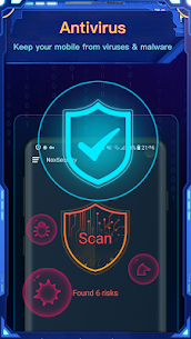 Nox Security – Antivirus Master, Clean Virus, Free 2