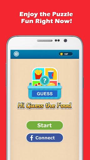 Hi Guess the Food 4.0.1 screenshots 5