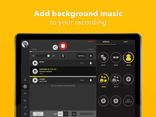 Spreaker Studio - Start your Podcast for Free 1.20.0 screenshots 11
