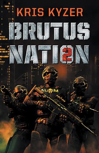 Brutus Nation 2 cover