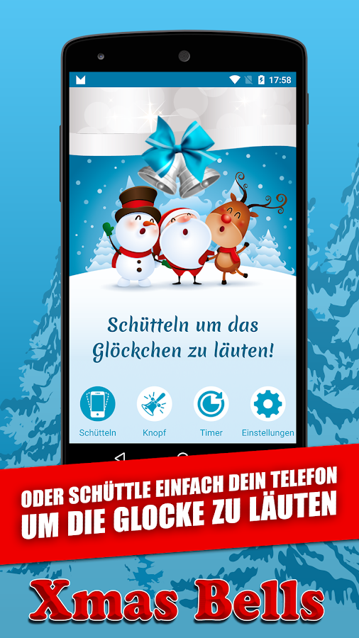XMAS BELLS – Brandneues Design – Screenshot