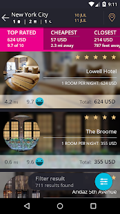 momondo Cheap Flights & Hotels - screenshot thumbnail
