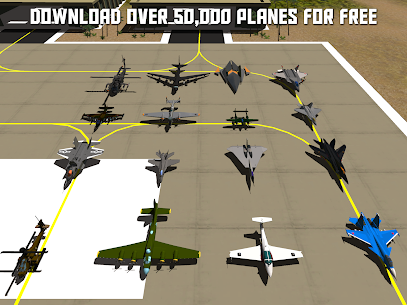 SimplePlanes 1.7.0.2 CRACKED Apk (Paid Free) 7