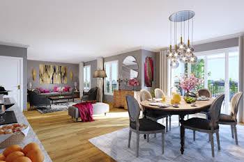 Appartement 5 pièces 112,79 m2