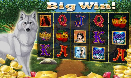 Golden Fairy Mega Slot Machine