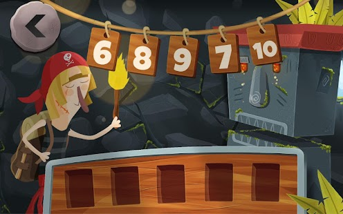 Dungeon of Numbers 1- screenshot thumbnail