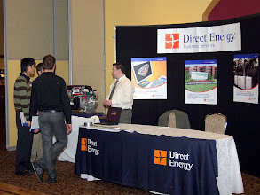 Photo: The Direct Energy Display