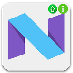 Info Update to Android 7 Icon