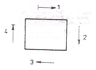 Obrázek 6.1.3 – 2: Příklad  značení místností:
