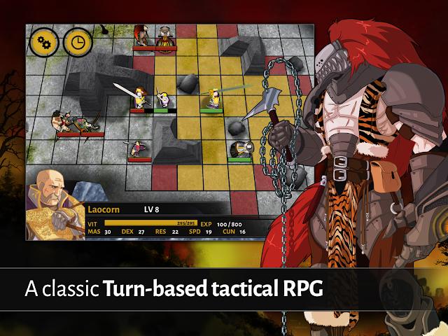 android Swords of Anima Screenshot 5
