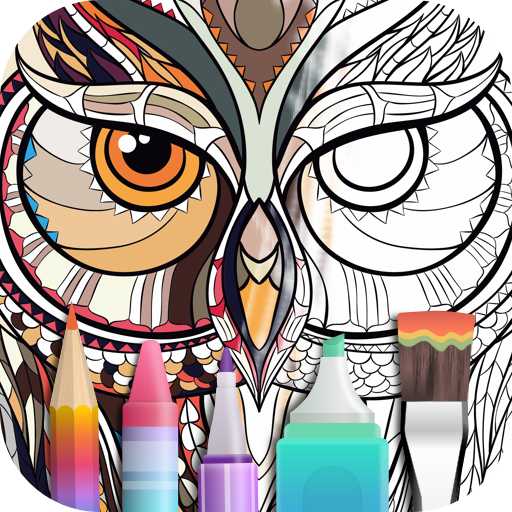 Coloring Book for family (game)