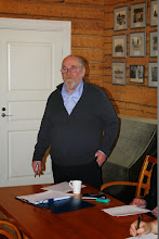 Photo: SF-Caravan Pohjois-Karjala ry:n puheenjohtajana jatkaa Markku Holm.