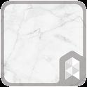 Marble mono stone theme icon