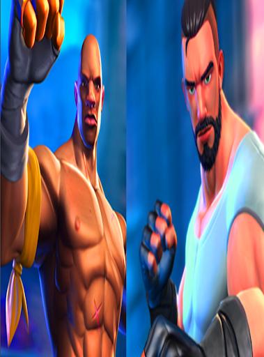 Fighter's League apkmind screenshots 4