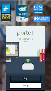 Portal Smart WiFi Router- screenshot thumbnail