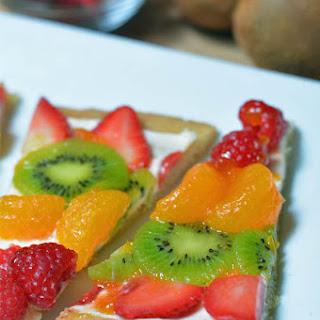 Fruit Pizza.