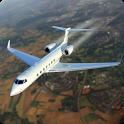 Airport Plane Parking 3D icon