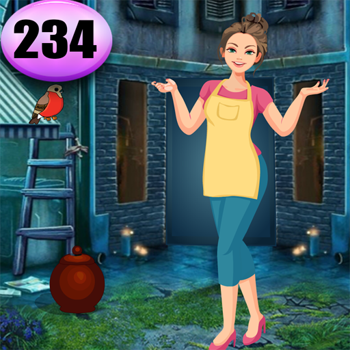 Homemaker Rescue Game Best Escape Game 234