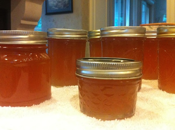 Spiced Peach Jam Recipe