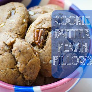 Cookie Butter Pecan Pillows