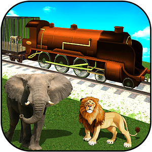 Jungle Animals Train Transport for PC and MAC