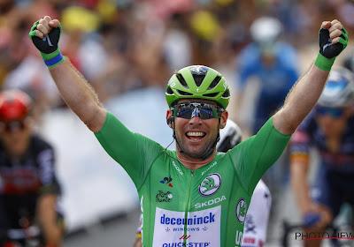 Mark Cavendish kan het ook in België: Brit haalt het voor twee Belgen in na-Tourcriterium Roeselare