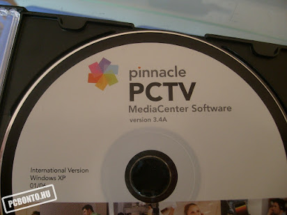 Pinnacle pctv analog pro pci 110i driver.