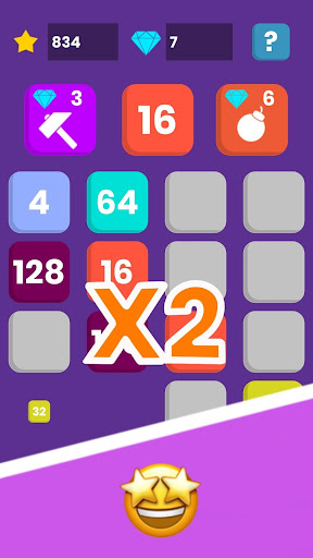 2048 New Era - free number brain out test game android2mod screenshots 7