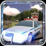 Police Hunting Bandits 3d