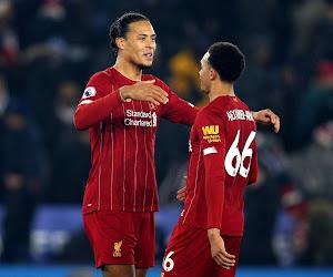Liverpool heeft lastige avond, maar trekt scheve situatie recht in de tweede helft