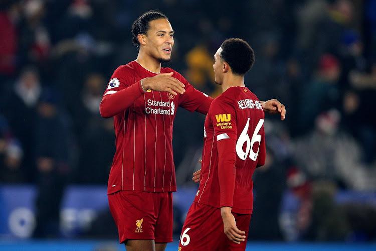 Après Fabinho et Van Dijk, au tour de Gomez d'être out — Liverpool