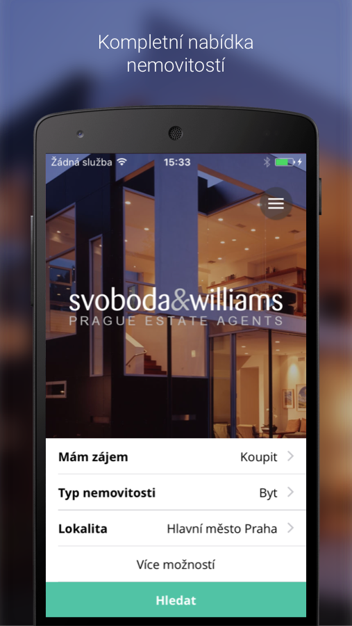 Svoboda & Williams- screenshot