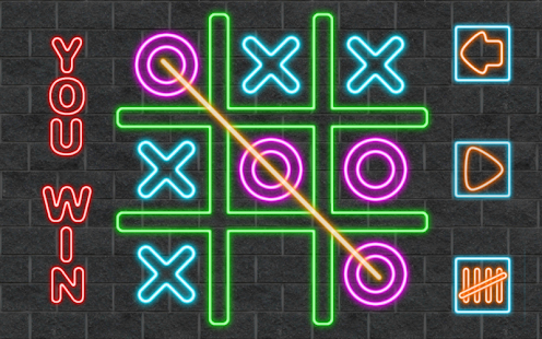 RG Tic Tac Toe Pro- screenshot thumbnail