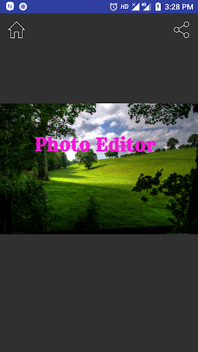 Photo Editor screenshot 5