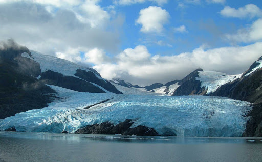 portage-glacier-in-alaska.jpg - The Portage Glacier near Anchorage, Alaska.