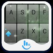 Vast Sky Keyboard Theme APK for Blackberry