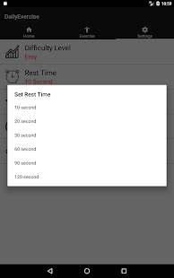 Download Daily Exercise for Windows Phone apk screenshot 7