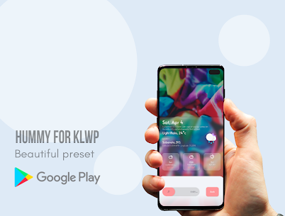 Hummy for KLWP 1.0 Latest APK Free Download 4