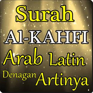Download Surah Al Kahfi Arab Latin Komplit Dengan Artinya