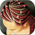 African Braid Hairstyles icon