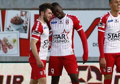 Yanis Mbombo quitte Mouscron pour l'OH Louvain