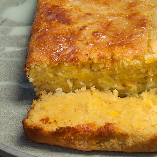 Pan de Elote (Sweet Corn Cake).